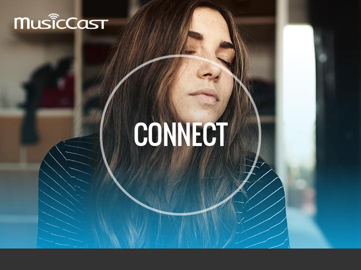 MusicCast - Connect to Your Frequency