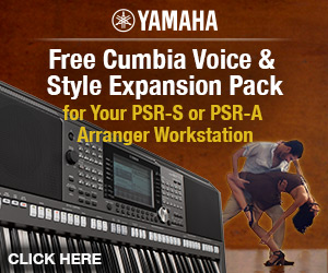 Cumbia Expansion Pack Promo English