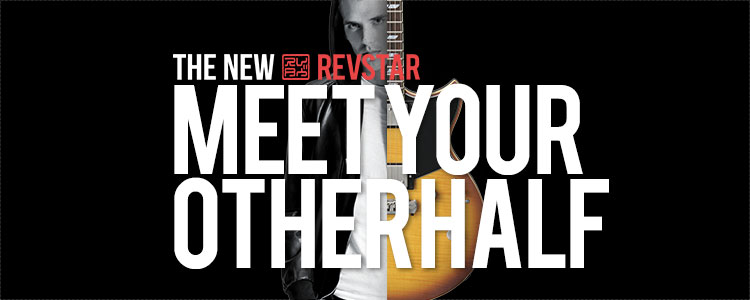 The REVSTAR: Meet Your Other Half.