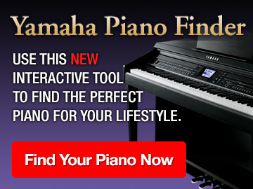 Yamaha Piano Finder