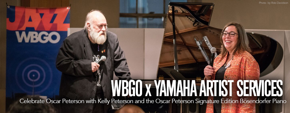 WBGO x Yamaha Artist Services - Celebrate Oscar Peterson and Signature Edition Bösendorfer Piano