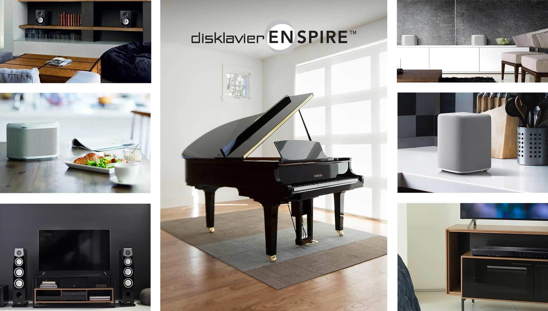 Learn More Enspire MusicCast