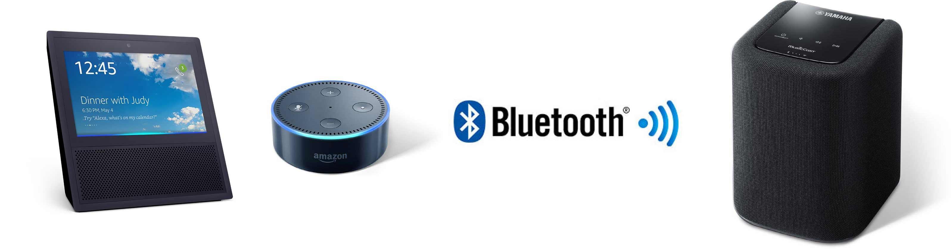 MusicCast Bluetooth Alexa