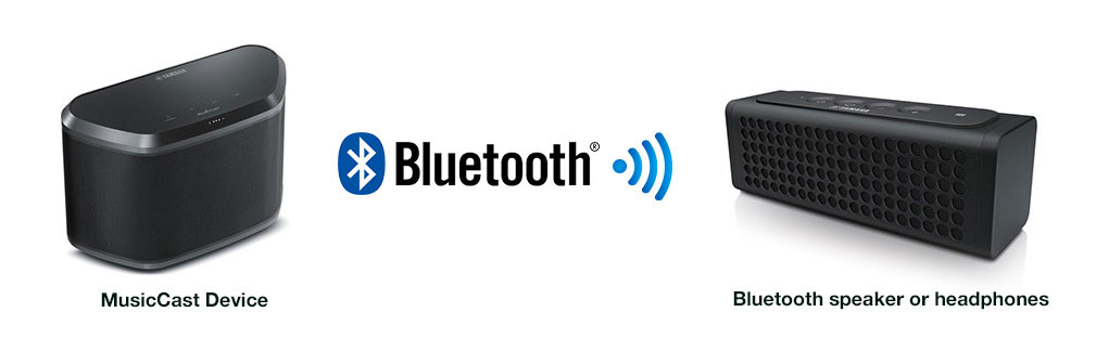 MusicCast Bluetooth Output