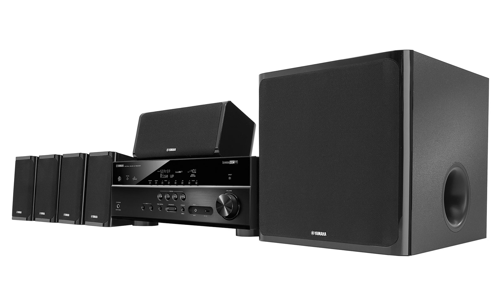 sound system with subwoofer. home theater sound system with subwoofer b