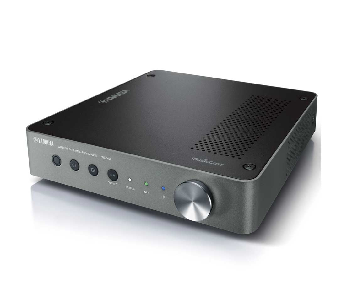 Wireless Streaming Amplifier