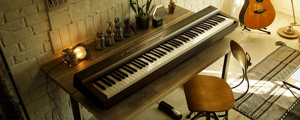 P Series Pianos Musical Instruments Products Yamaha