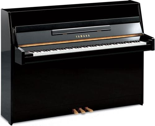 Yamaha upright piano.