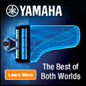 Yamaha Hybrid the Best of Both Worlds