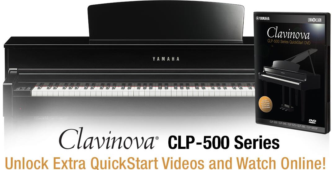 Clp500 rebate promotion home for Yamaha clavinova clp 500