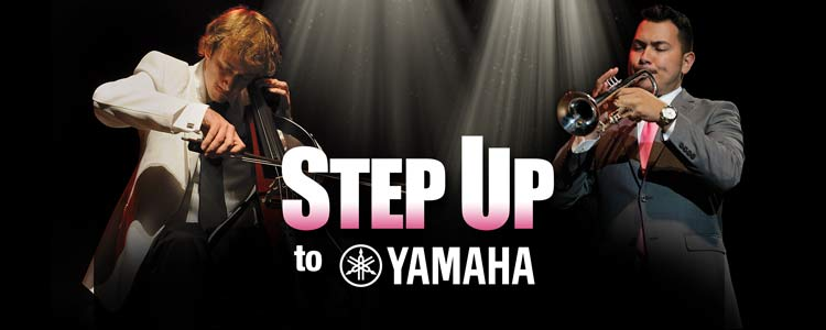 Step Up To Yamaha 2016 Promotion