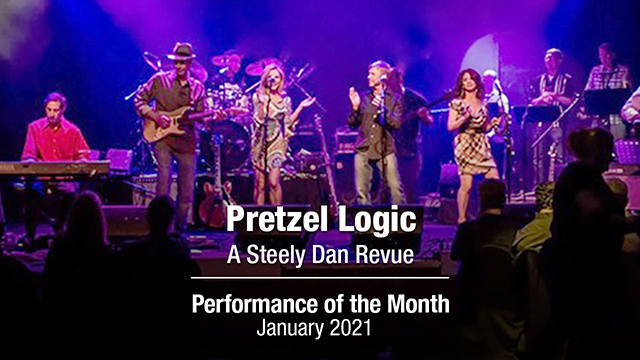 POM: Pretzel Logic A Steely Dan Revue : January, 2021