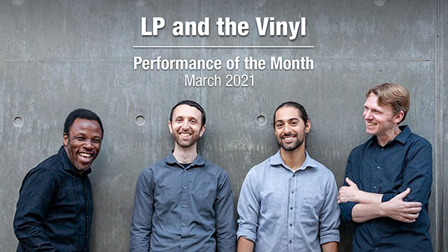 POM: LP and the Vinyl : March, 2021