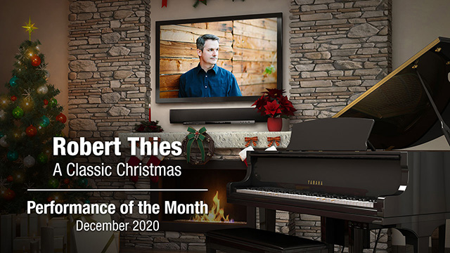 POM: Robert Thies A Classic Christmas : December, 2020