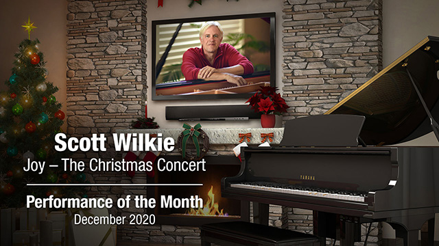 POM: Scott Wilkie: Joy The Christmas Concert : December, 2020
