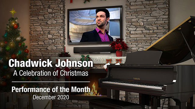 POM: Chadwick Johnson Starry Night: A Celebration of Christmas : December, 2020