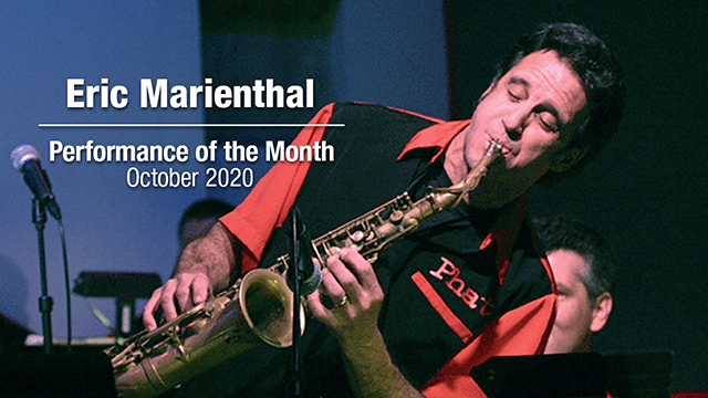 POM: Eric Marienthal Festival of Arts : October, 2020