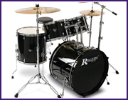 Prospector and Trailblazer Series Drums