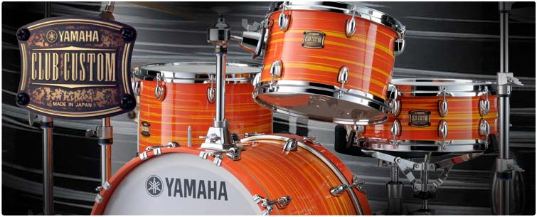 Yamaha Club Custom