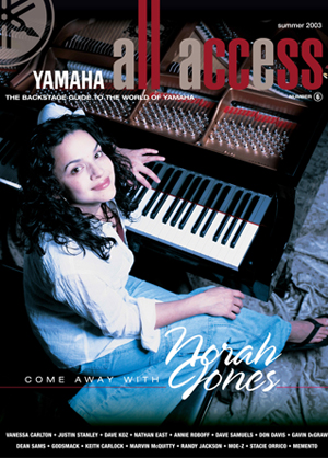 Yamaha's All Access Magazine Celebrates 10 Years, Revisits Artists