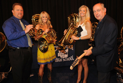 YCAA Helps Carrie Underwood Give the Gift of Music