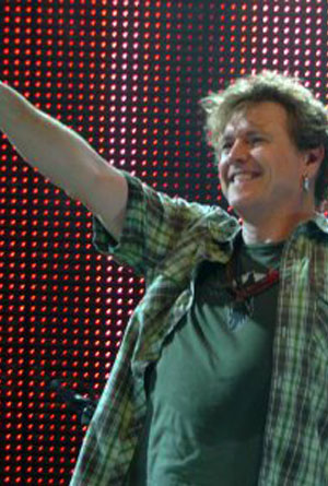 Yamaha Welcomes Legendary Rick Allen to its Drum Roster