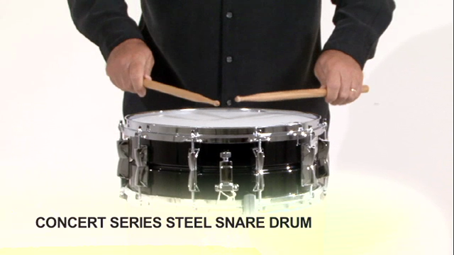 CSS Series Concert Snare Drums