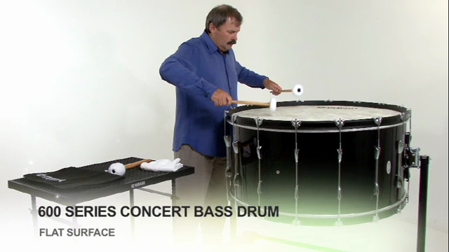 600 Series Concert Bass Drum Videos