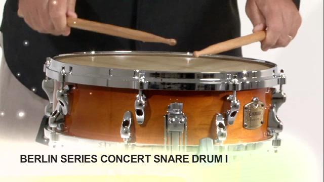 BSM Series Concert Snare Drums