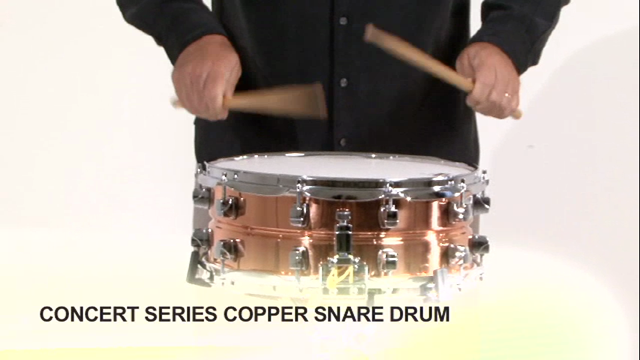 CSC Series Concert Snare Drums