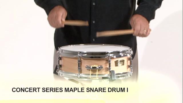 CSM Series Concert Snare Drums