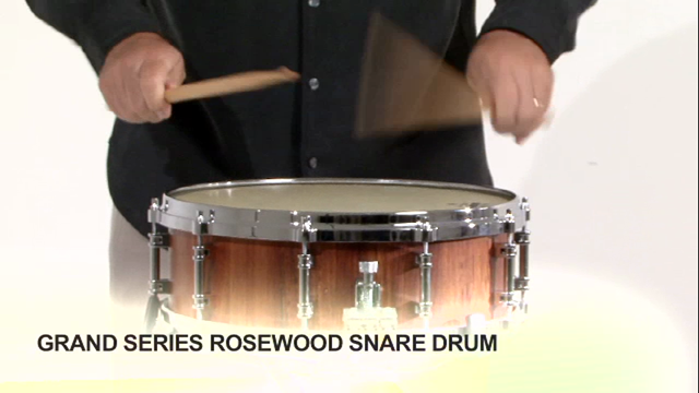 GSR Series Concert Snare Drums Videos