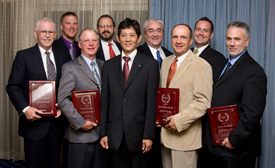 Yamaha President's Club Winners