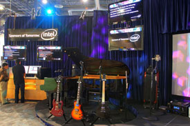 Disklavier Featured at the NAB Show