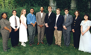 YYPA 1997 Winners