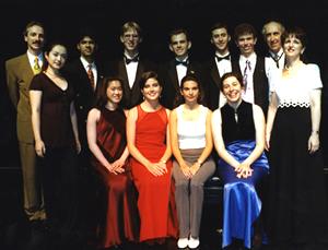 YYPA 1998 Winners