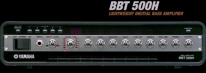 Yamaha BBT500H P_BBT500H
