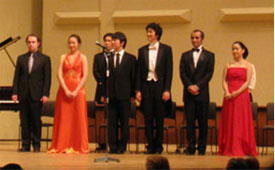 Hamamatsu Piano Competition Winners