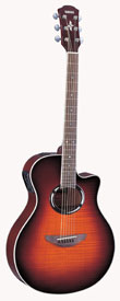 APX500FM Acoustic-Electric Guitar