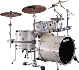 Absolute Drum Kit in Luminous White