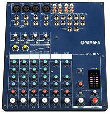 MG102C mixer