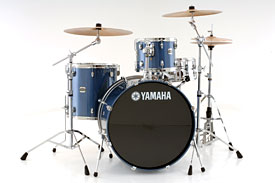 4 Piece Stage Custom Birch Drum Set