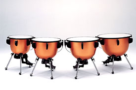 Portable Concert Timpani