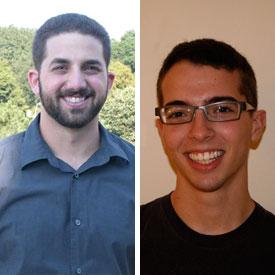 Andrew Nittoli & Chase Bronstein