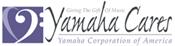 Yamaha Cares Logo