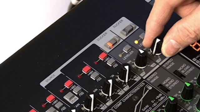 MGP Series Mixing Consoles Introduction Video