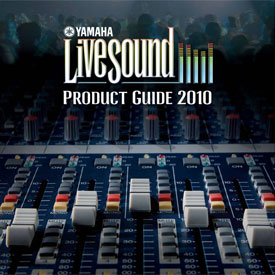 Live Sound Equipment CD 2010