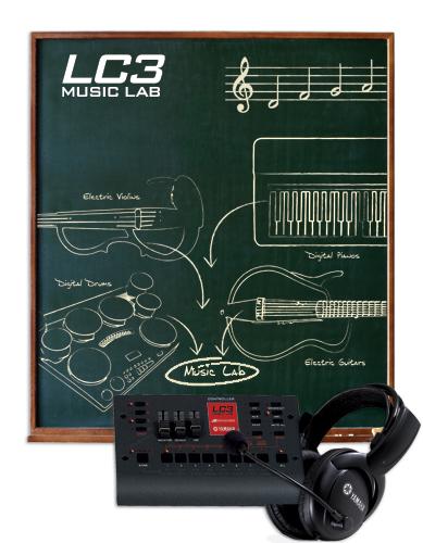 LC3 Music Lab