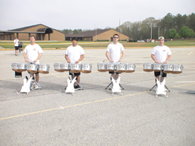 The CorpsVets Senior Drum and Bugle Corps