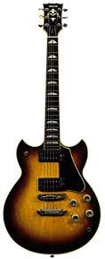 Bob Marley's Yamaha SG Guitar